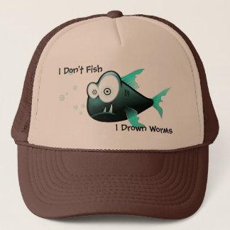 Don't Fish Trucker Hat