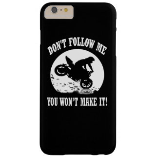 Don't follow me barely there iPhone 6 plus case