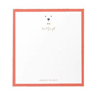 Don't Fur-get Notepad
