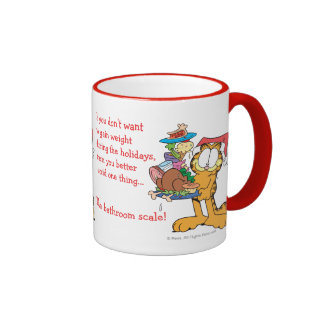 Don't Gain Weight During the Holidays Coffee Mugs