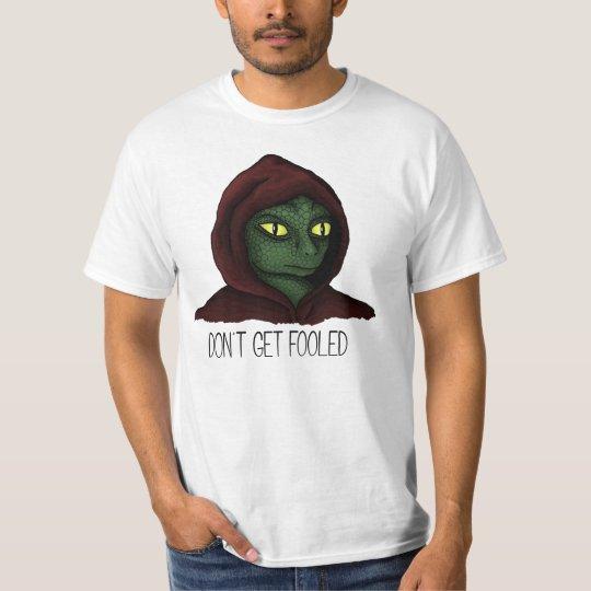 ''Don't get fooled'' MASRCOC t-shirt