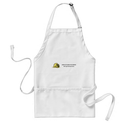 dont-get-mad-get-even standard apron