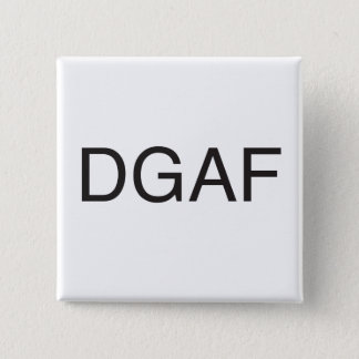 don't give a frak.ai 2 inch square button