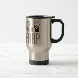 Don't Give A Frap Travel Mug