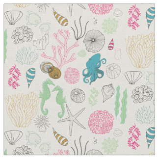 Don't Give Grief to the Coral Reef Fabric