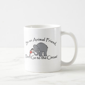 Don't Go to the Circus Mug