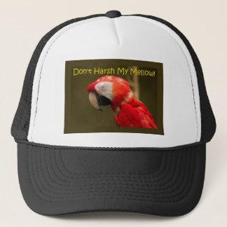 Don't Harsh My Mellow. Trucker Hat