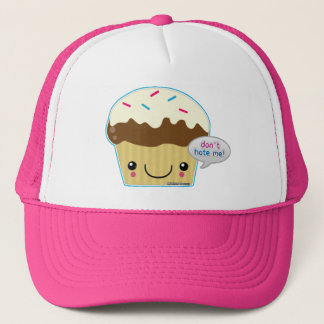 Don't Hate Me Cupcake Trucker Hat
