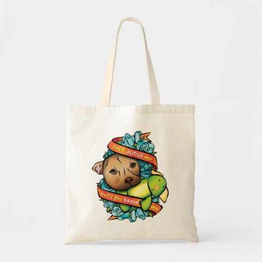Don't Judge Me... Tote Bag