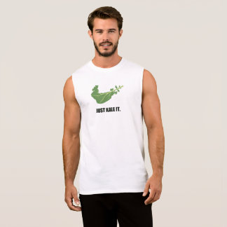 Don't just do it, kale it! sleeveless shirt