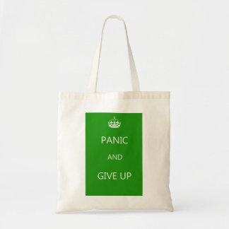 Don't Keep Calm Bags