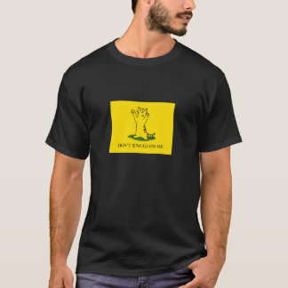 DON'T KNEAD ON ME (yellow background) T-Shirt