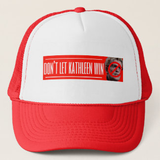 'Don't Let Kathleen Win' Cap