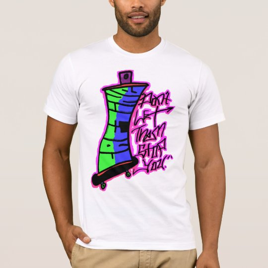 Don't Let Them Stop You (Front) T-Shirt
