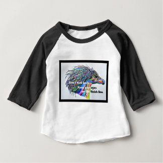 Don't Look Back Baby T-Shirt