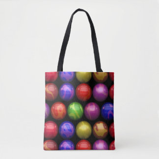 Don't Lose Your Marbles Tote Bag by Julie Everhart