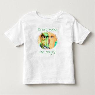 """""""Don't make me angry"""" T-Shirt"""