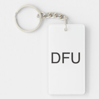 don't mess up.ai keychain