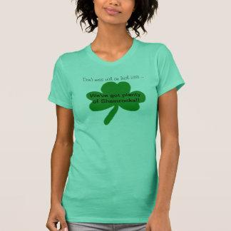 Don't Mess with an Irish Lass Funny T-Shirt