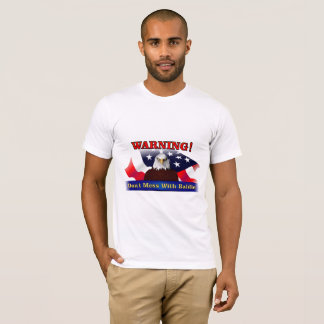 Don't Mess With Baldie T-Shirt