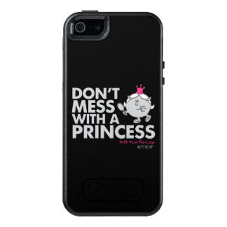 Don't Mess With Little Miss Princess OtterBox iPhone 5/5s/SE Case