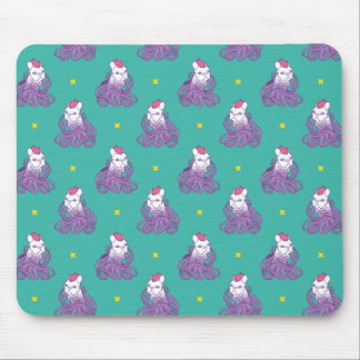 Don't Mess With Me Frenchie Design Mouse Pad