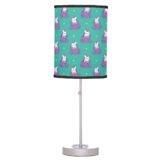 Don't Mess With Me Frenchie Design Table Lamp