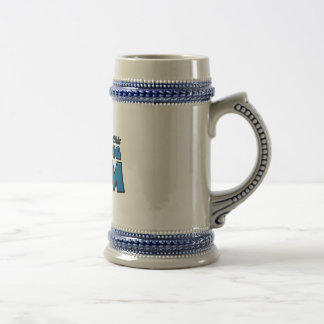 Don't Mess With This Bowling Mom copy.png Beer Stein