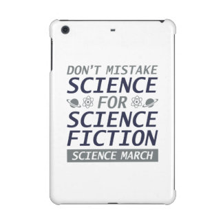Don't Mistake Science iPad Mini Covers