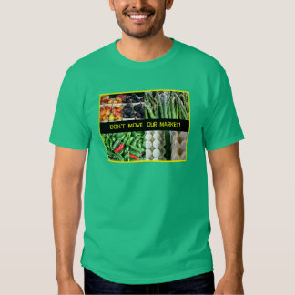 Don't Move Flint Farmers' Market! Tshirt