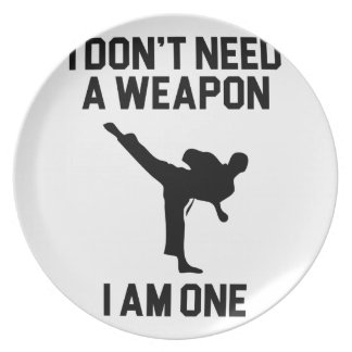 Don't Need a Weapon Plate