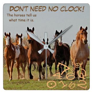 Don't Need No Clock