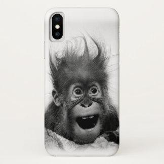 DON'T PANIC iPhone X CASE
