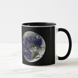 Don't Panic, the Earth is Mostly Harmless Mug