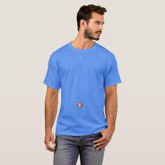 DON'T PUSH ME button T-Shirt
