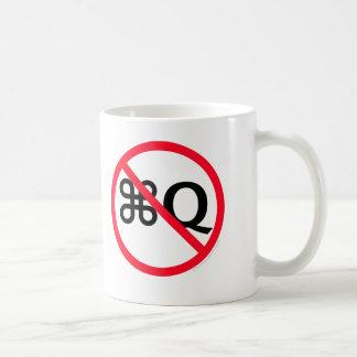Don't Quit Basic White Mug