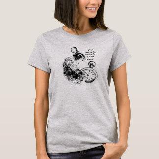 Don't Rush Me, Last Minute, Late Fun  Rabbit T-Shirt