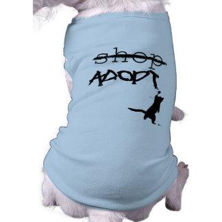 """""""Don't Shop - ADOPT"""" Shirt"""
