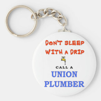 DON'T SLEEP WITH A DRIP KEYCHAIN