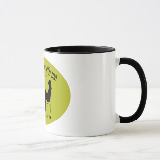 """""""Don't Soy with Me"""" Mug"""