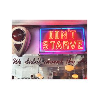 Don't Starve Canvas Print