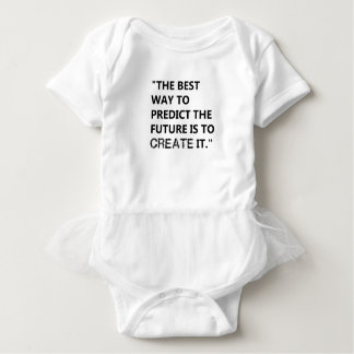 don't stumble over something behind  you baby bodysuit