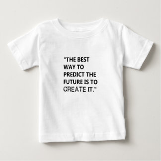 don't stumble over something behind  you baby T-Shirt