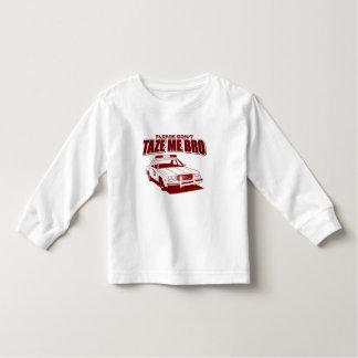 Don't Taze Me Bro Toddler T-shirt