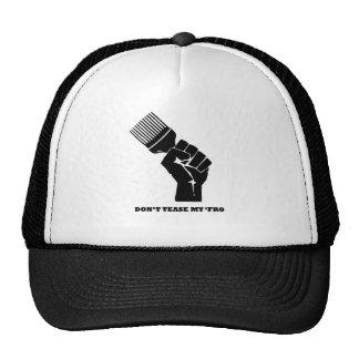 Don't Tease My Fro Trucker Hat