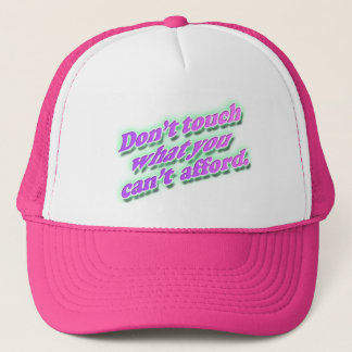 Don't Touch Hat