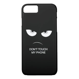 Don't touch my phone - Protective Case