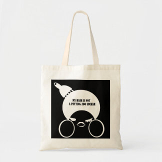 Don't Touch The 'Fro Tote Bag