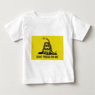 DON'T TREAD ON ME 2ND AMENDMENT UNITED STATES BABY T-Shirt