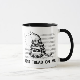 Dont Tread On Me Coffee Mug